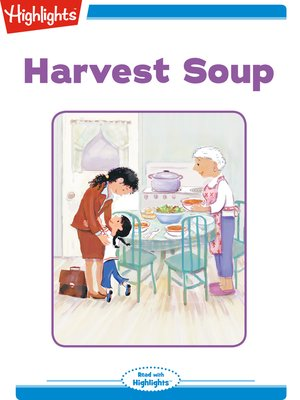 cover image of Harvest Soup