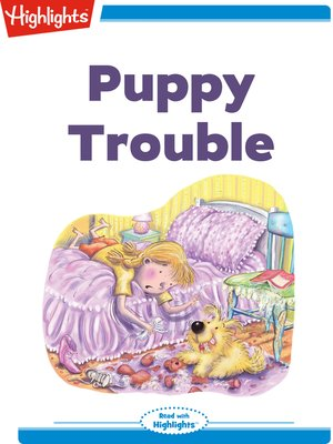 cover image of Puppy Trouble