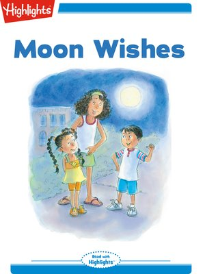 cover image of Moon Wishes