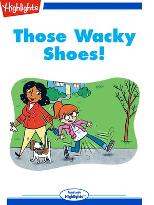 cover image of Those Wacky Shoes