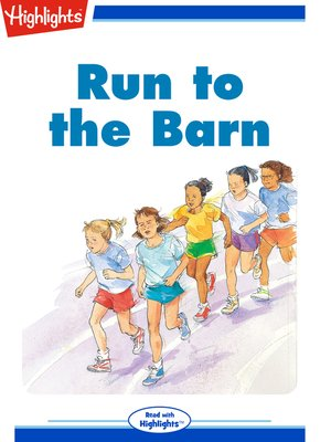 cover image of Run to the Barn