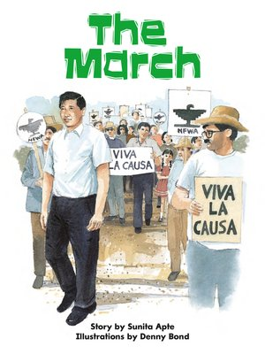 cover image of The March