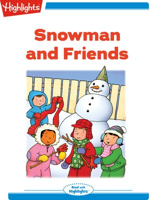 cover image of Snowman and Friends