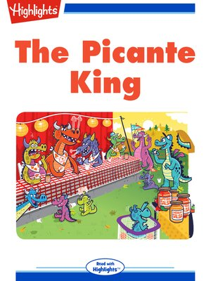 cover image of The Picante King