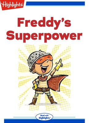 cover image of Freddy's Superpower