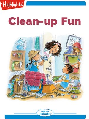 cover image of Clean-up Fun