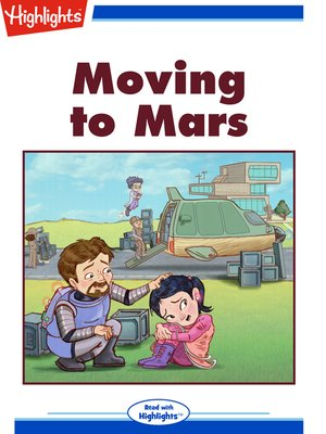 cover image of Moving to Mars