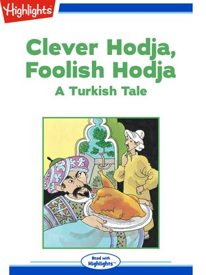 cover image of Clever Hodja Foolish Hodja