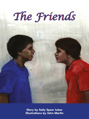 cover image of The Friends