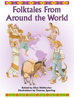 cover image of Folktales From Around the World