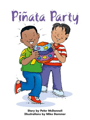 cover image of Pinata Party