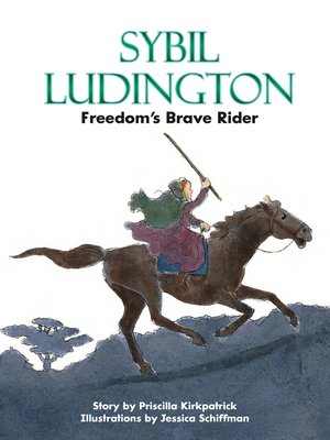 cover image of Sybil Ludington: Freedom's Brave Rider