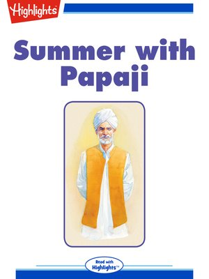 cover image of Summer with Papaji