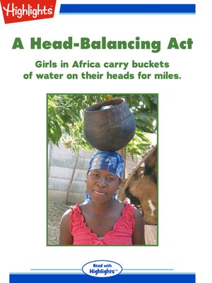 cover image of A Head-Balancing Act