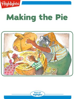 cover image of Making the Pie
