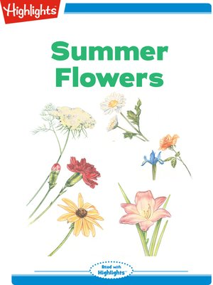 cover image of Summer Flowers