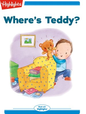 cover image of Where's Teddy?