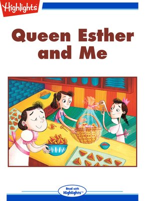 cover image of Queen Esther and Me