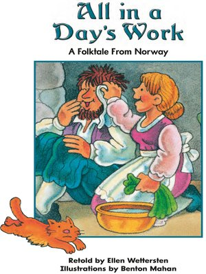 cover image of All in a Day's Work: A Folktale From Norway