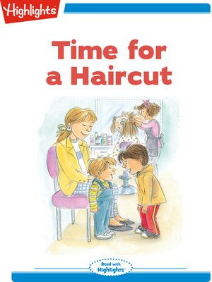 cover image of Time for a Haircut