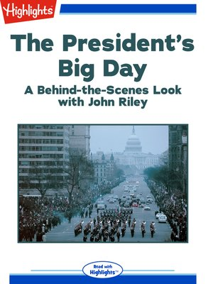 cover image of The President's Big Day