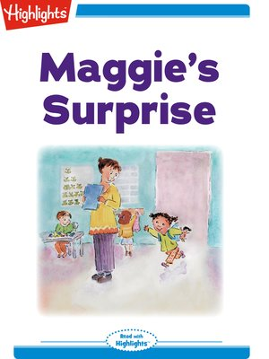 cover image of Maggie's Surprise