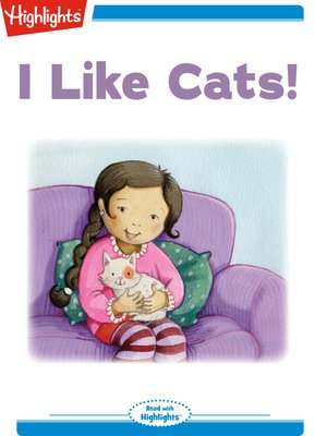 cover image of I Like Cats!