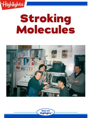 cover image of Stroking Molecules