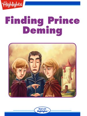 cover image of Finding Prince Deming