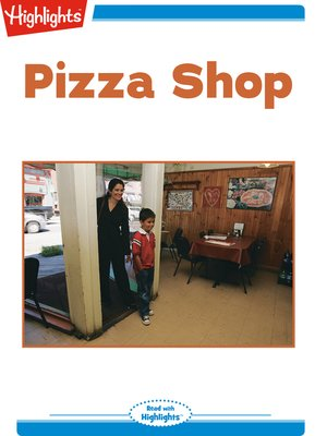 cover image of Pizza Shop