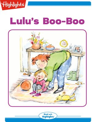 cover image of Lulu's Boo-Boo