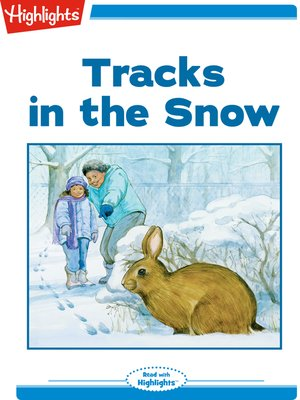 cover image of Tracks in the Snow