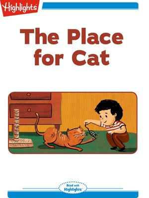 cover image of The Place for Cat