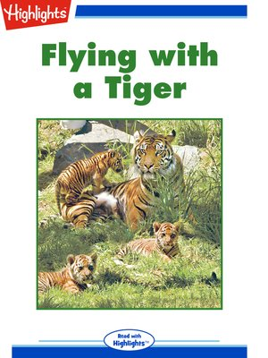 cover image of Flying with a Tiger
