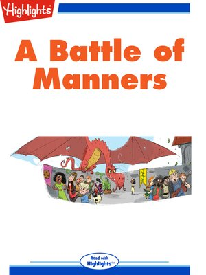 cover image of A Battle of Manners