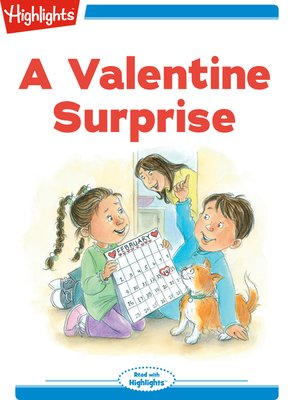 cover image of A Valentine Surprise