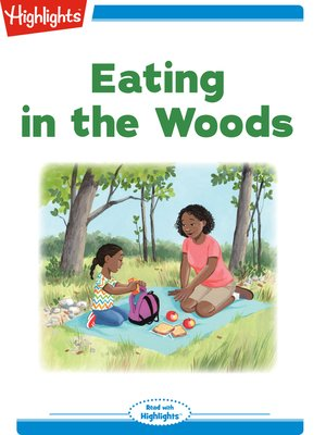 cover image of Eating in the Woods