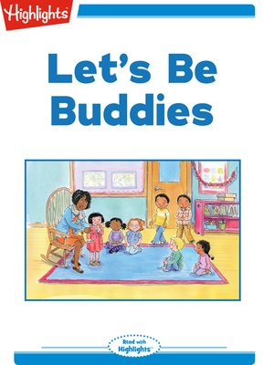 cover image of Let's Be Buddies