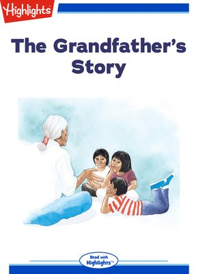 cover image of The Grandfather's Story