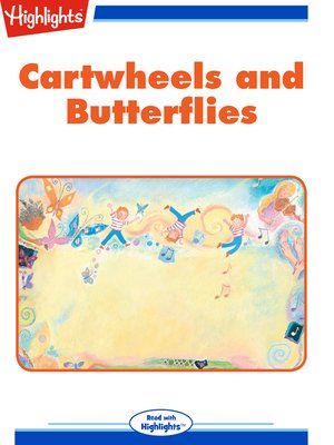 cover image of Cartwheels and Butterflies