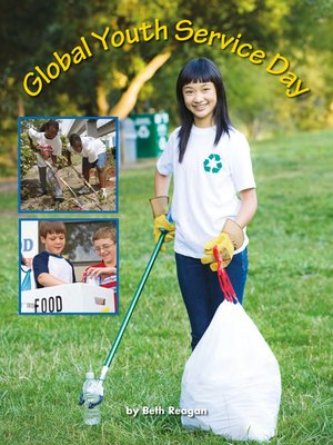 cover image of Global Youth Service Day