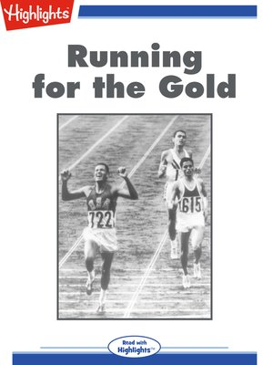 cover image of Flashbacks: Running for the Gold