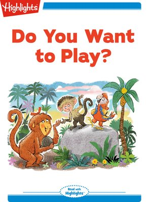 cover image of Do You Want to Play?