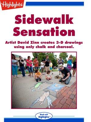 cover image of Sidewalk Sensation