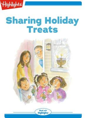 cover image of Sharing Holiday Treats