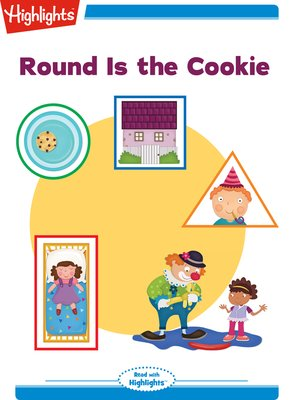 cover image of Round Is the Cookie