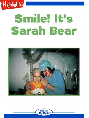 cover image of Smile! It's Sarah Bear