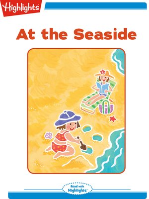 cover image of At the Seaside