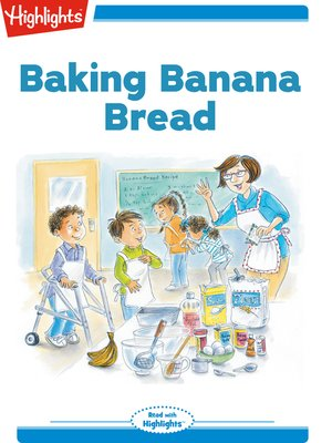 cover image of Baking Banana Bread