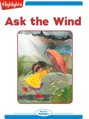 cover image of Ask the Wind